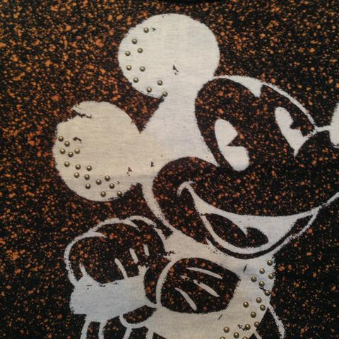 Camiseta / Regata Mickey Mouse - Foto 2