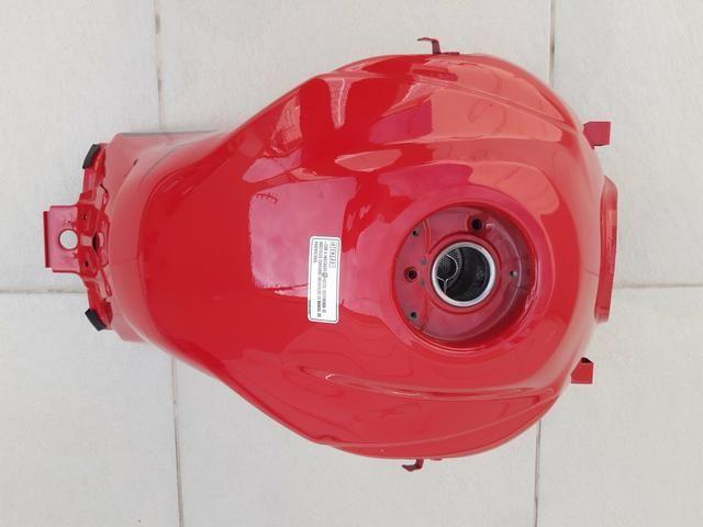Tanque de combustível de moto - Foto 3