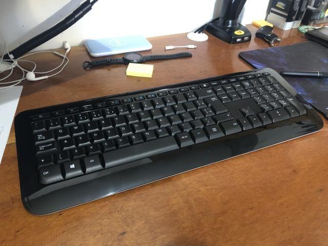 Teclado sem fio Microsoft 850 - Foto 2