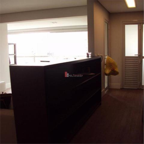 Apartamento com 1 dormitório para alugar, 51 m² por r$ 2.600/mês - campo belo - são paulo/ - Foto 12
