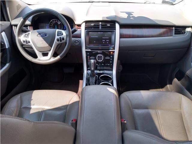 Ford Edge 3.5 limited awd v6 24v gasolina 4p automático - Foto 6