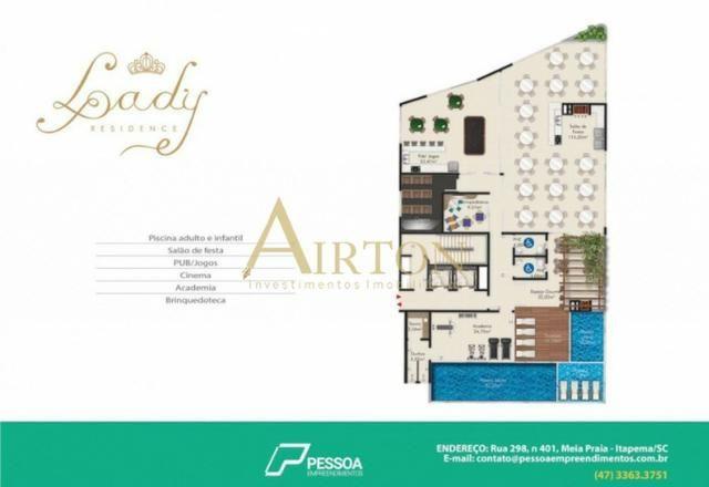 Apartamento, LA2053, 2 Suites, 2 vagas de garagem, lazer completo, com otimo valor - Foto 20
