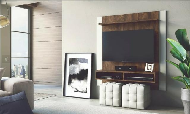 Painel Home Super Elegante para Sala Novo - Foto 2