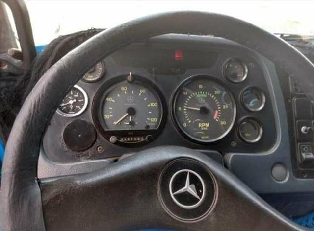 Mercedes-Benz 1620 graneleiro 2003 - Foto 4