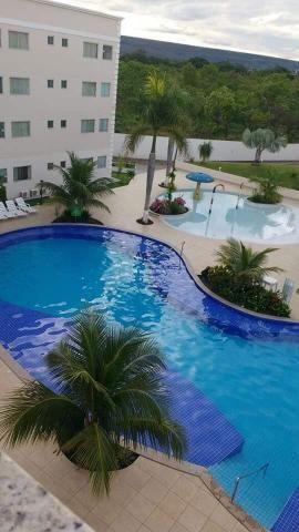 Apartamento de 1 Quarto em Resort Caldas Novas 5 pessoas