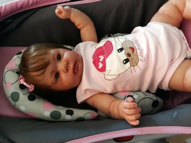 Bebê Reborn Heloísa presente ideal para o Natal! - Foto 3