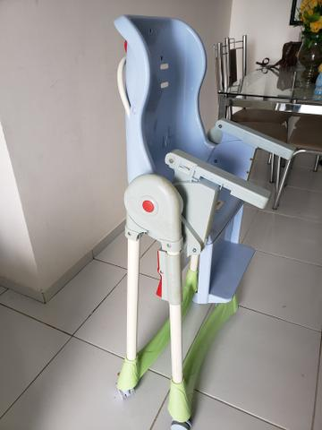 Cadeira de alimentação p Bebê
