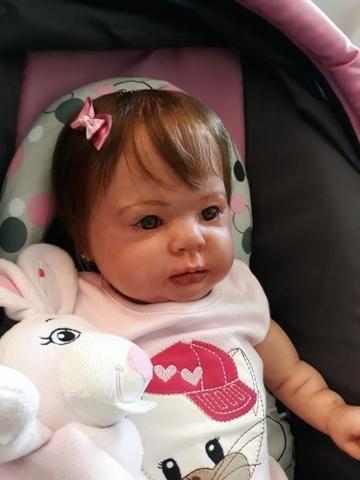 Bebê Reborn Heloísa presente ideal para o Natal!