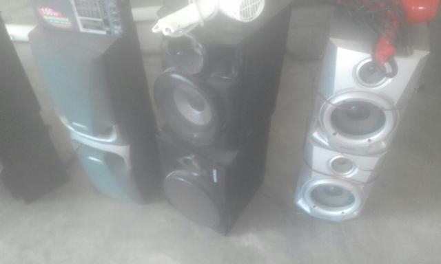 Caixas de som no precinho - Foto 3