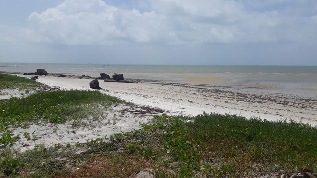 Oportunidade Beira Mar de Pontas de Pedra 12x30 por 75 Mil