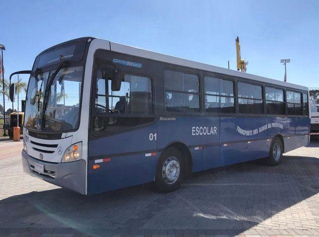 Compre seu ônibus  de forma parcelada