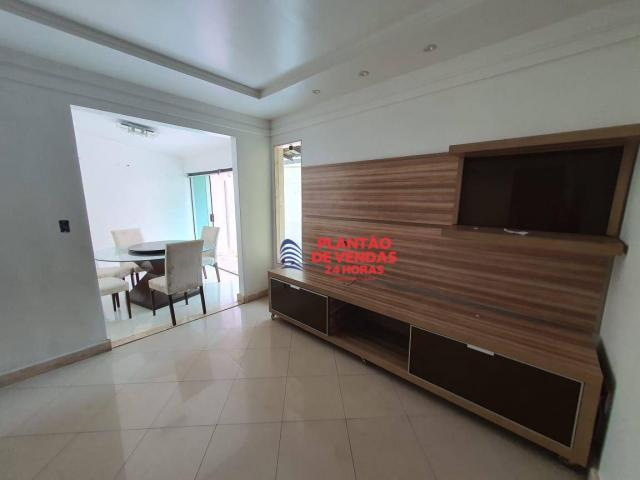 Apartamento térreo com área privativa, piscina e churrasqueira 3 quartos - Foto 14