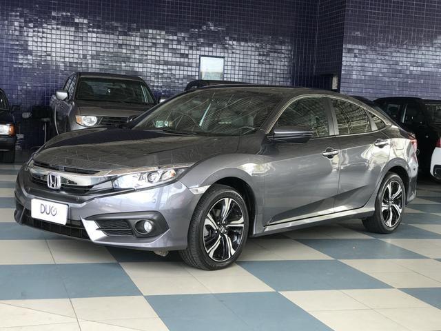 Honda Civic EXL (9.000 km ) Muito novo! - Foto 5