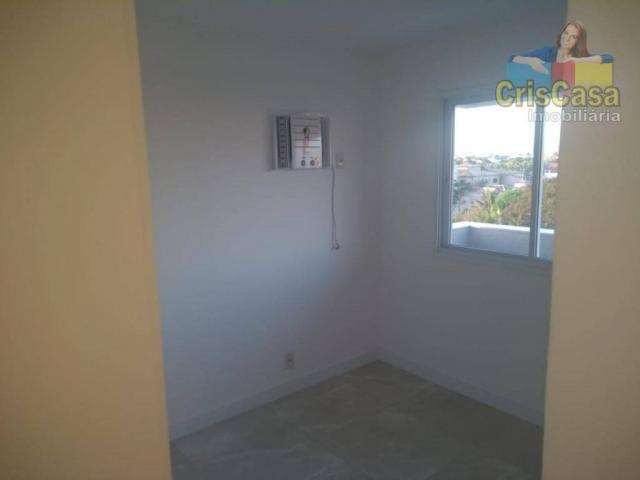 Apartamento com 3 dormitórios para alugar, 100 m² por R$ 1.500,00/mês - Costazul - Rio das - Foto 20