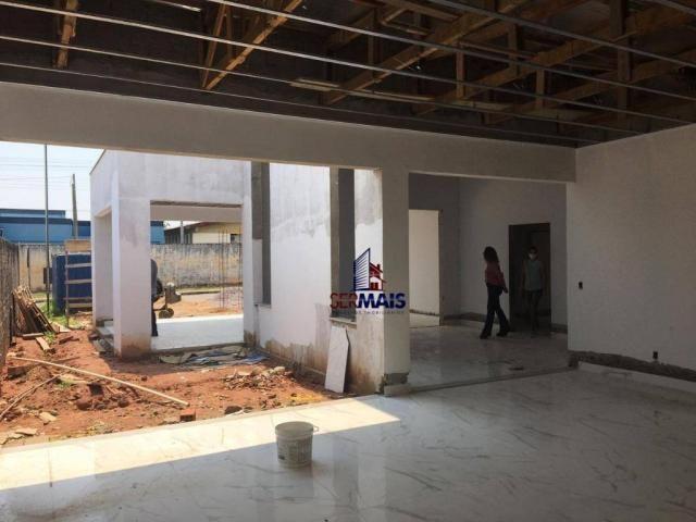Casa com 3 dormitórios à venda, 181 m² por R$ 740.000,00 - Nova Brasília - Ji-Paraná/RO - Foto 13