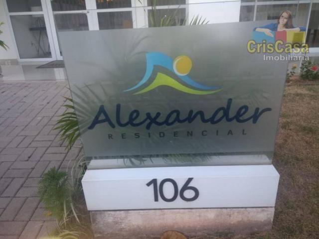 Apartamento com 3 dormitórios para alugar, 100 m² por R$ 1.500,00/mês - Costazul - Rio das - Foto 2