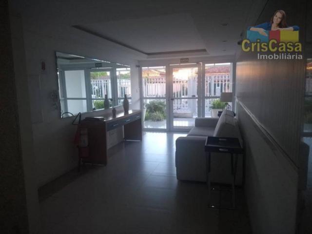 Apartamento com 3 dormitórios para alugar, 100 m² por R$ 1.500,00/mês - Costazul - Rio das - Foto 12