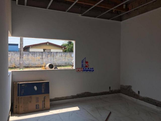 Casa com 3 dormitórios à venda, 181 m² por R$ 740.000,00 - Nova Brasília - Ji-Paraná/RO - Foto 18