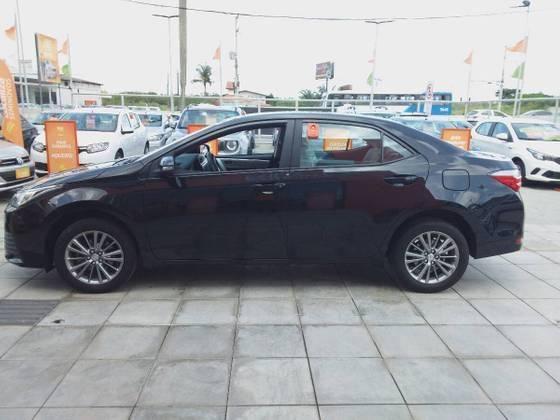 COROLLA 2019/2019 1.8 GLI UPPER 16V FLEX 4P AUTOMÁTICO - Foto 8