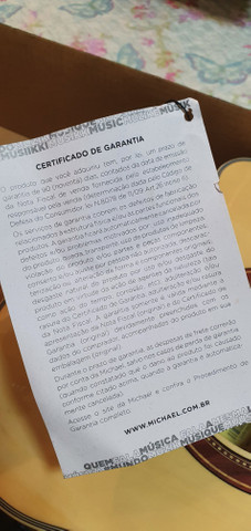 Violão Eletroacústico VMA32 - Foto 4