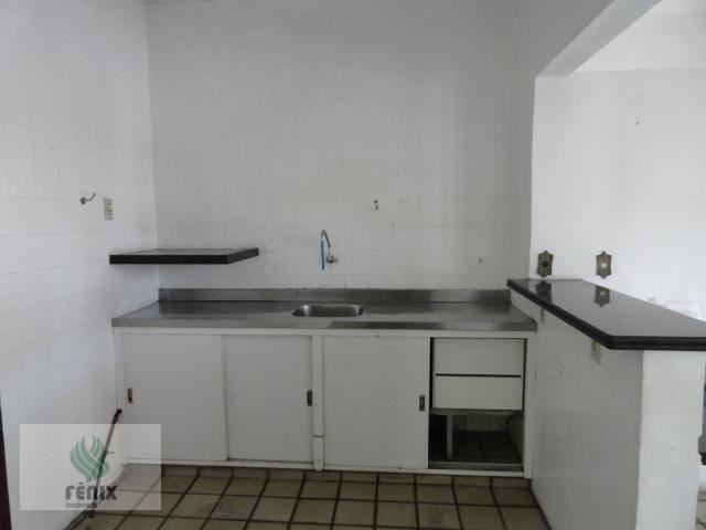 CA0007 - Casa com 3 dormitórios à venda, 240 m² por R$ 530.000,00 - Vila União. - Foto 8