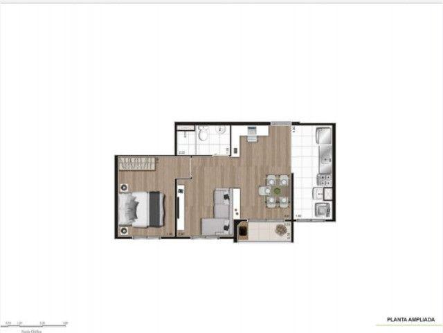 Apartamento no Tatuapé 42 m², e 44 m² - Foto 12