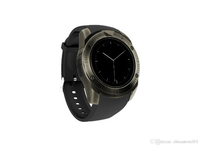 Relógio Inteligente Smartwatch Bluetooth KY003 Metal - Foto 2