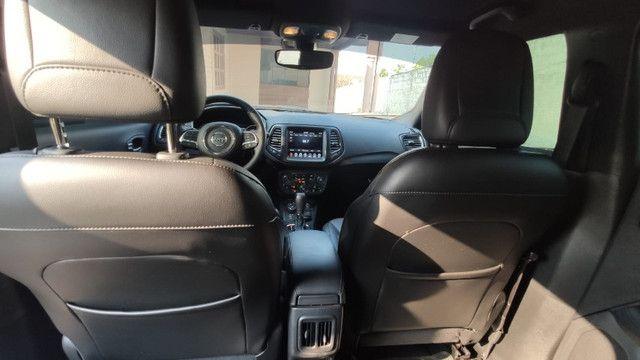 "Jeep Compass "" S "" Turbo Diesel 4X4. Imperdível!!! - Foto 9"