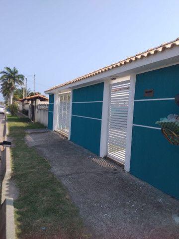 Casa de 3 quartos sendo 1 suíte com piscina no Jardim Atlântico em Maricá - RJ - Foto 4