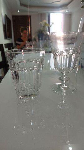 6 Taças ou 6 copos Belle Époque  - Foto 2