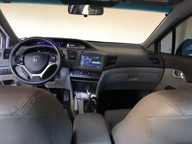 Honda Civic 2.0 LXR 13/14 - Ótima oportunidade - Excelente estado de conservação - Foto 11