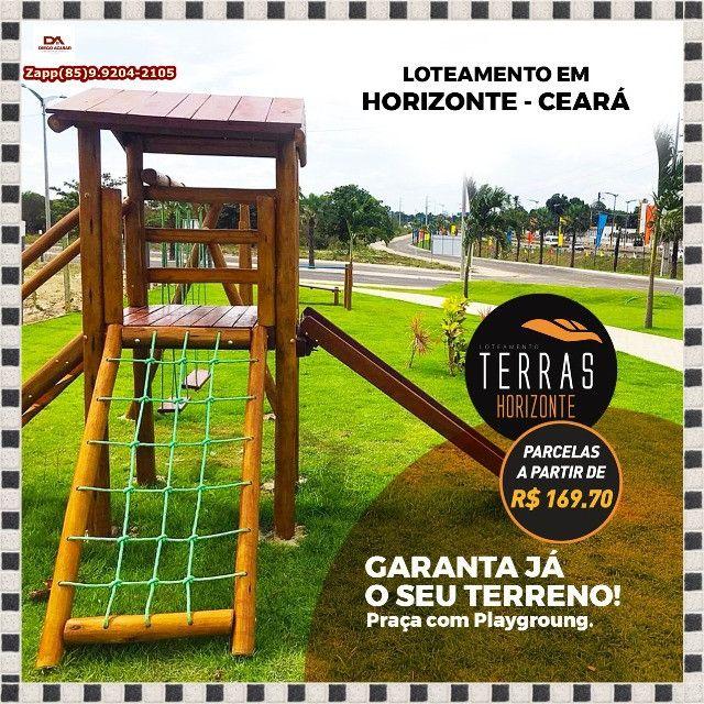 Terras Horizonte Loteamento- Venha fazer uma visita &*&> - Foto 17