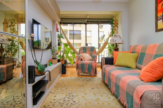 Apartamento à venda com 3 dormitórios em Jardim carvalho, Porto alegre cod:EV4667 - Foto 3