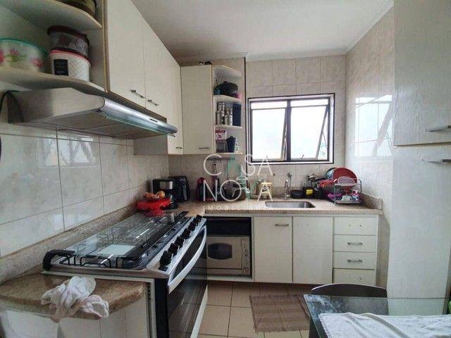 Apartamento com 2 dormitórios à venda, 90 m² por R$ 500.000,00 - Boqueirão - Santos/SP - Foto 6