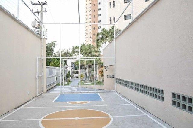 Apartamento com 3 dormitórios à venda, 91 m² por R$ 449.000,00 - Cocó - Fortaleza/CE - Foto 5