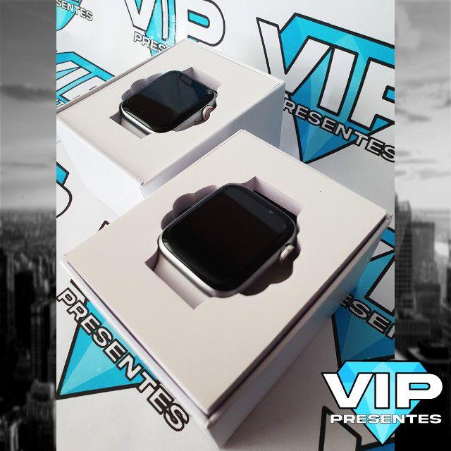 Smartwatch Iwo 12 (W46) Original + Brinde! Melhor Preço Do Site!