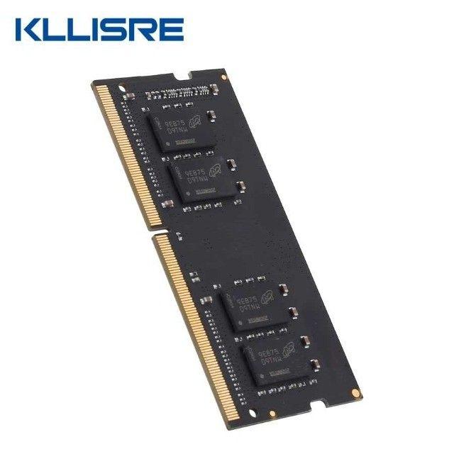 Memória DDR4 8gb 16gb Notebook 2666mhz Kllisre® NOVA, até 12x no cartão - Foto 2