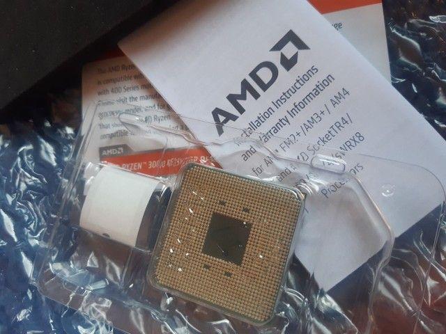 Processador AMD Ryzen 5 3600 Cache 32MB 3.6GHz (4.2GHz Max Turbo) - Foto 3