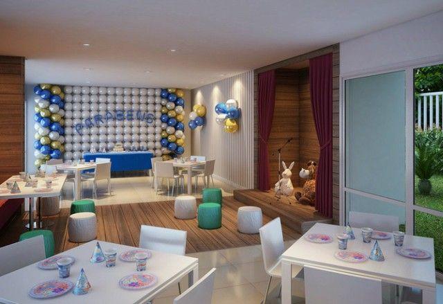 Grande Oportunidade no Cocó. Apartamento Com 111m2 4 Quartos - Foto 4