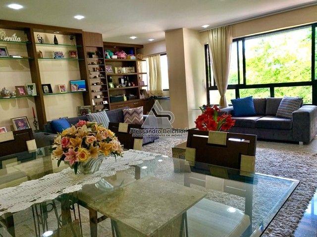 Apartamento com 3 dormitórios à venda, 158 m² por R$ 850.000,00 - Aldeota - Fortaleza/CE - Foto 2