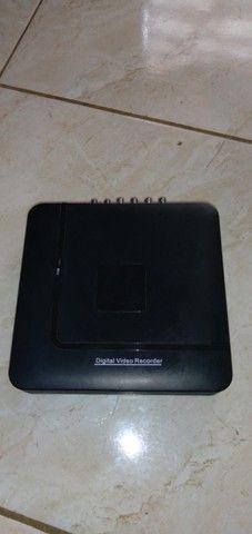 Troco Baú Moto Kit DVR Manual e CD   - Foto 3