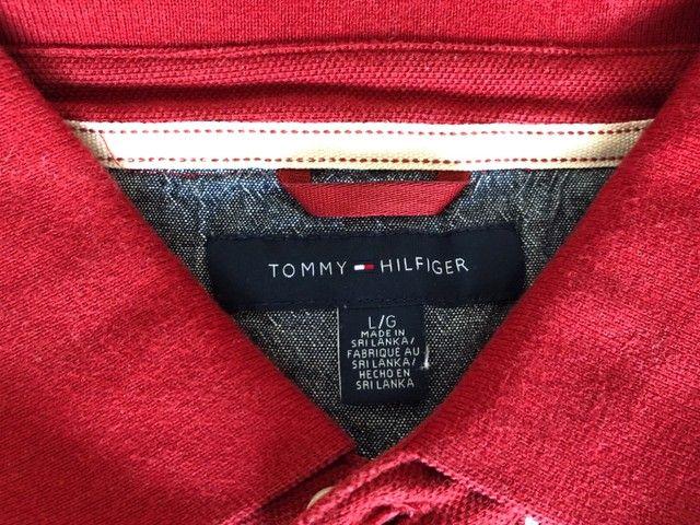 Camiseta Polo Tommy Hilfiger (Produto Novo) - Foto 4