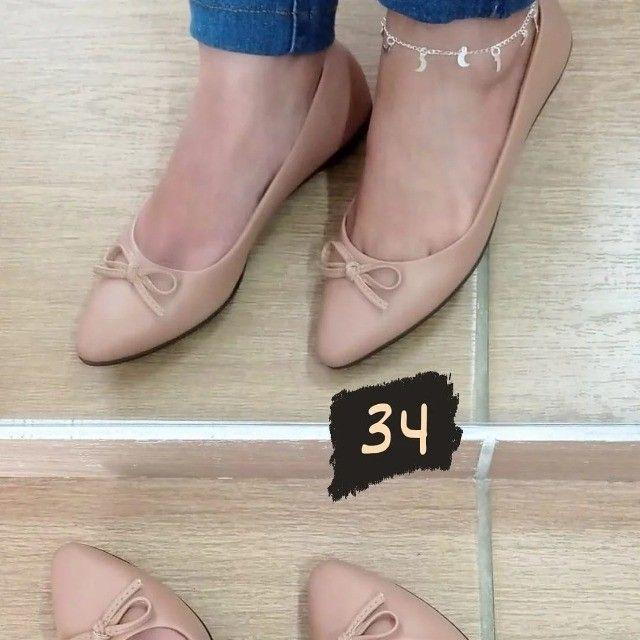 Sandalias e Sapatilhas Femininas - Foto 6