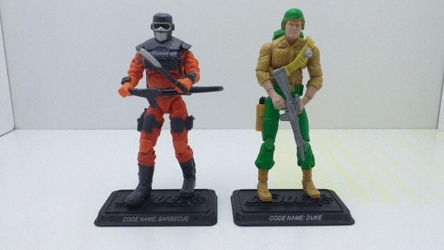 Lote Bonecos G.i.Joe 25 TH - Hasbro - Epic Toys Brasil