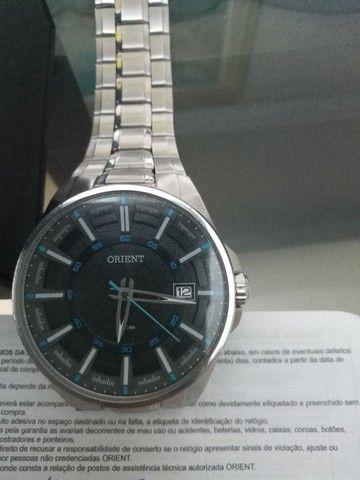 Relógio Orient 2 meses de comprado  - Foto 2