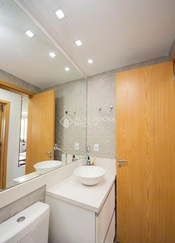 Apartamento para alugar com 2 dormitórios em Jardim carvalho, Porto alegre cod:344525 - Foto 11