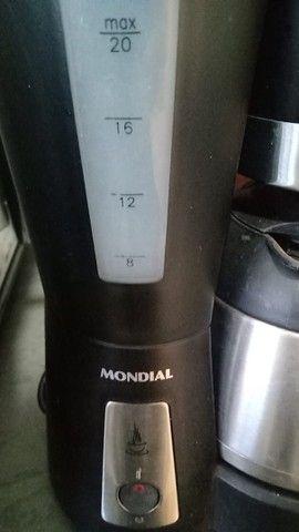 Cafeteira elétrica inox  - Foto 3