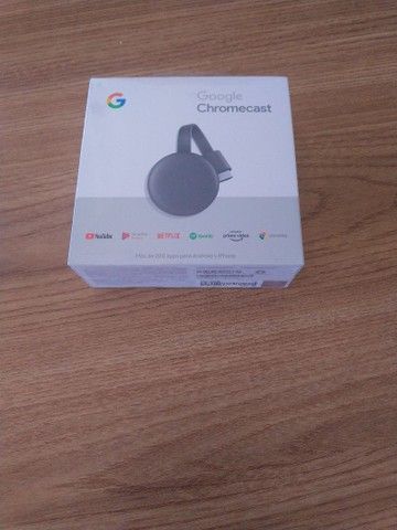 Chromecast 3 Streaming Device Google - Full HD - Foto 4