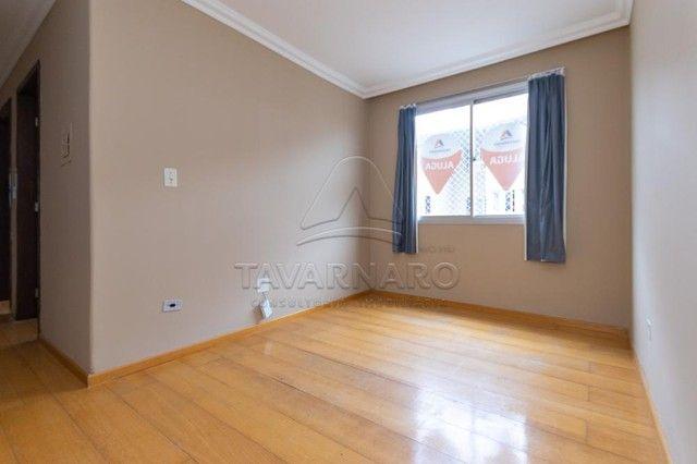 Apartamento à venda com 3 dormitórios em Orfas, Ponta grossa cod:V2428 - Foto 7