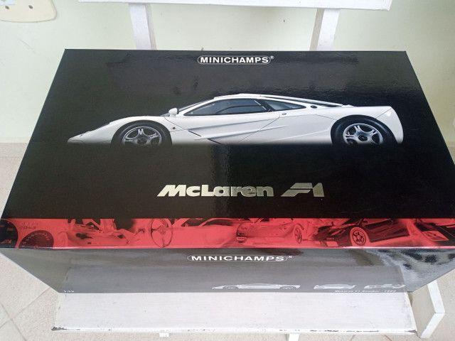 Miniatura Mclaren F1 Minichamps 1/12 - Foto 2